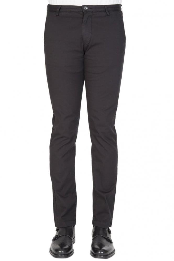 Hugo Boss Rice3D Slim Trousers Black
