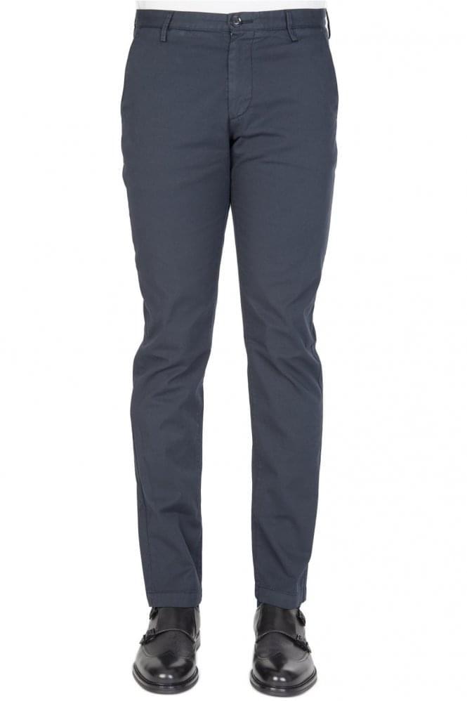 Hugo Boss Rice3D Slim Trousers Navy