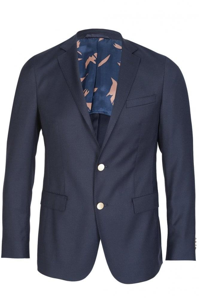 Hugo Boss Roan1 Extra Slim Fit Blazer Navy