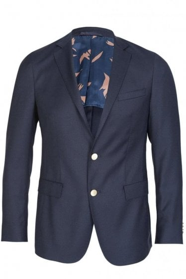 Hugo Boss Roan1 Extra Slim Fit Blazer Navy