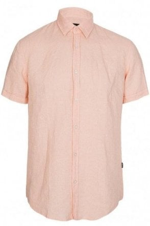 Hugo Boss Ronn Shirt Orange