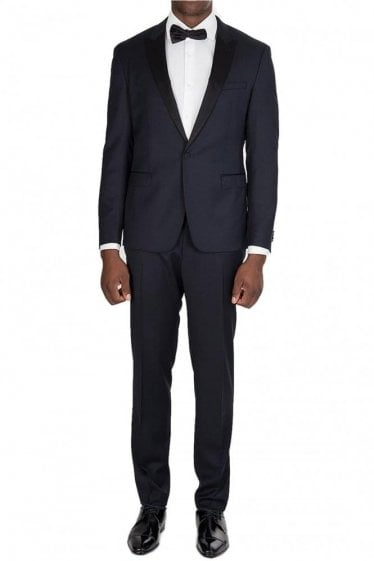 Hugo Boss Royle Wayles Suit Navy
