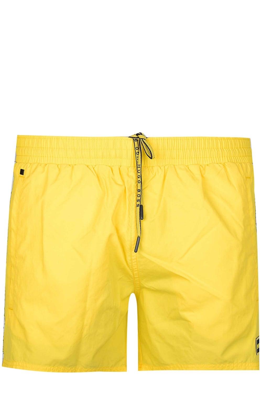 33cae5ed86682 Hugo Boss Salmon Swim Shorts Yellow