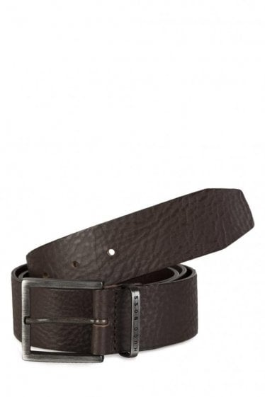 Hugo Boss Scott_SZ40_LTPL Belt Brown