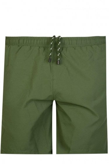 Hugo Boss Seabream Swim Shorts Khaki