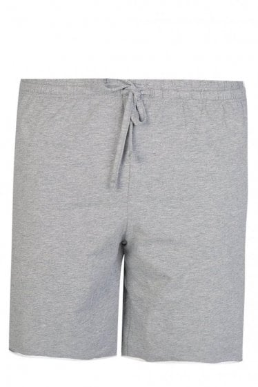 Hugo Boss Short Jersey Shorts Grey