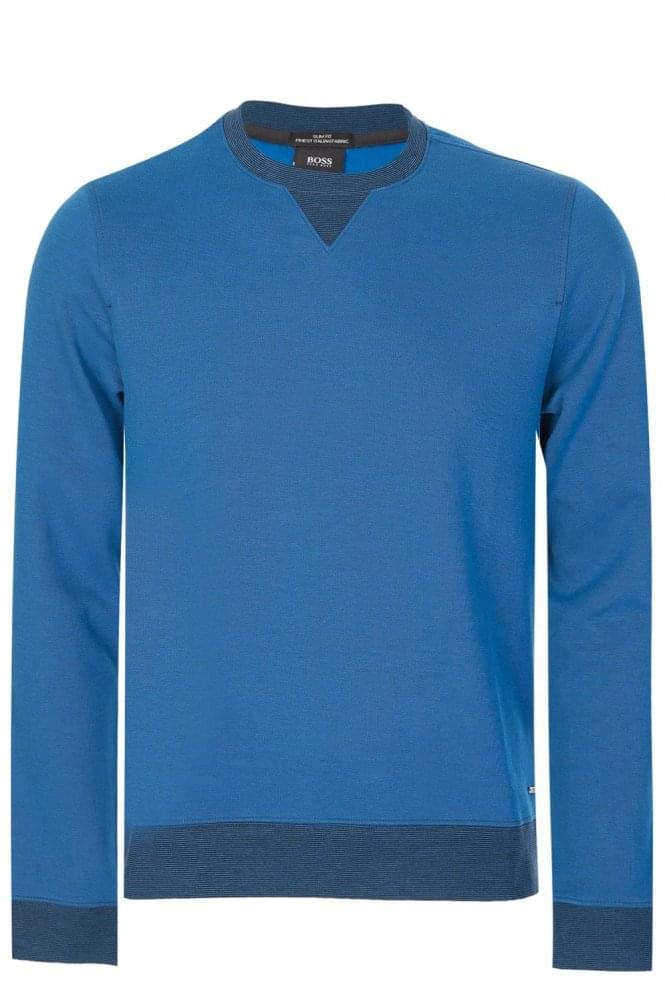 Hugo Boss Skubic 10 Sweatshirt Blue