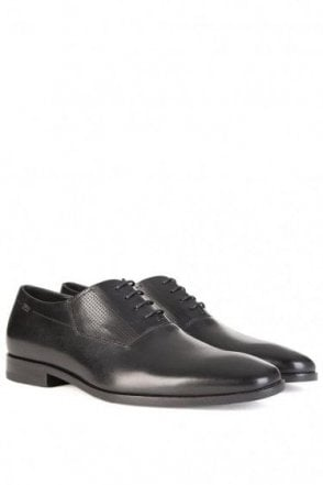 Hugo Boss Square OXFR LSPS Shoes Black