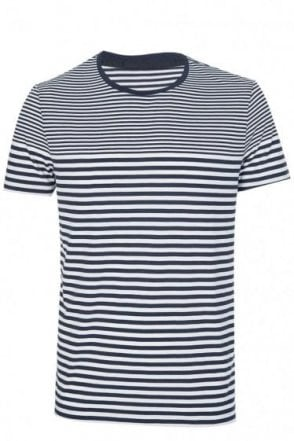 Hugo Boss Tessler 48-WS Slim Fit T-Shirt Navy