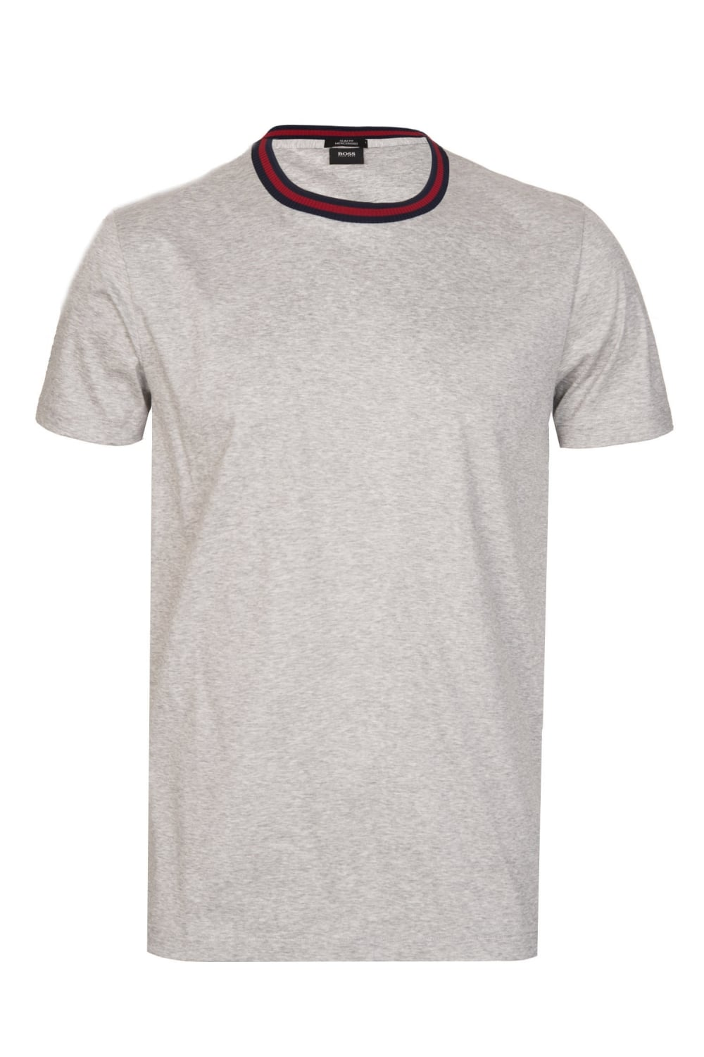 5586bbba Hugo Boss Tessler 64 Slim Fit T-Shirt Grey