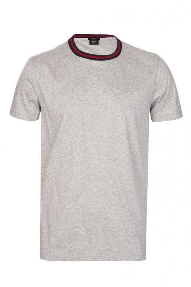Hugo Boss Tessler 64 Slim Fit T-Shirt Grey