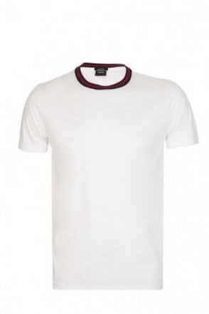 Hugo Boss Tessler 64 Slim Fit T-Shirt White