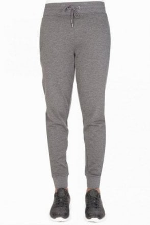 Hugo Boss Textured Panel Joggers Grey