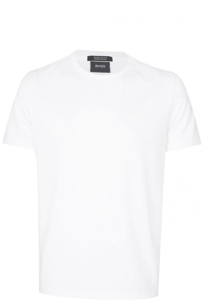 HUGO BOSS Tiburt08 T-Shirt White