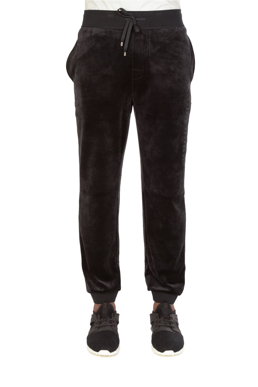 2f0f37788d Hugo Boss Velour Joggers Black