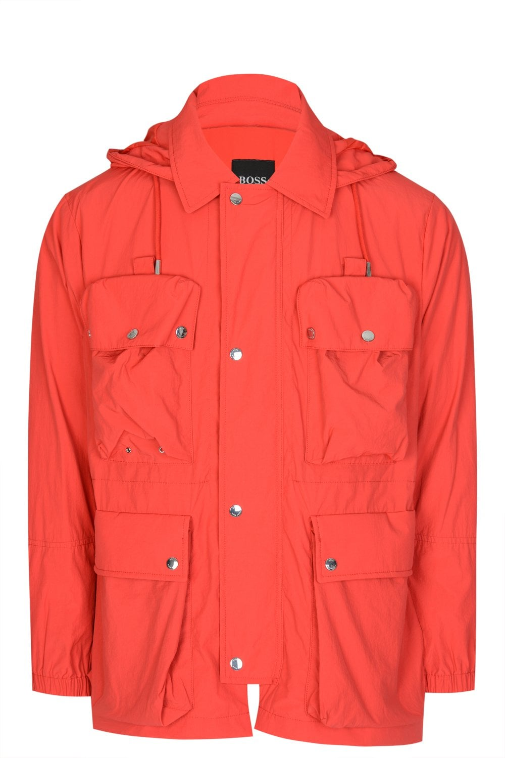 cc949f37f BOSS Hugo Boss Water Repellent Hooded Jacket - Clothing from Circle ...