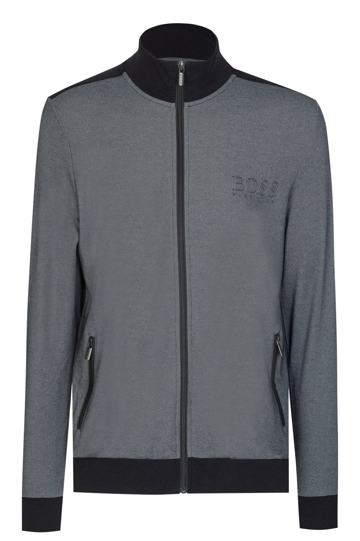 3ef77c91 BOSS Hugo Boss Zip-through Sweatshirt - Clothing from Circle Fashion UK