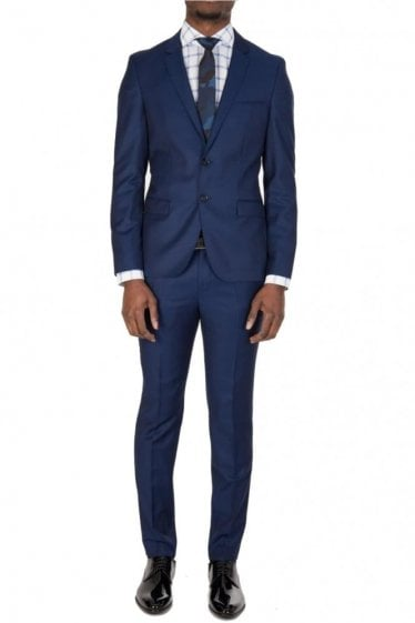 Hugo By Hugo Boss Arti/Heilon Suit Blue