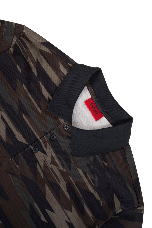 5defe0f7 Hugo By Hugo Boss Dacoby Slim Fit Polo Khaki