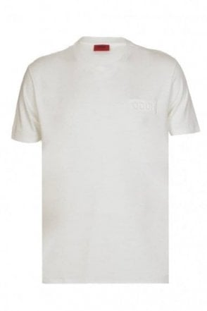 Hugo By Hugo Boss 'Derrif' T-Shirt White