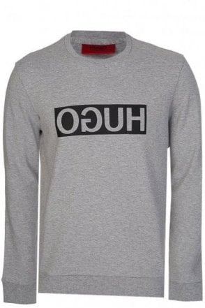 Hugo by Hugo Boss Dicago Sweatshirt Grey