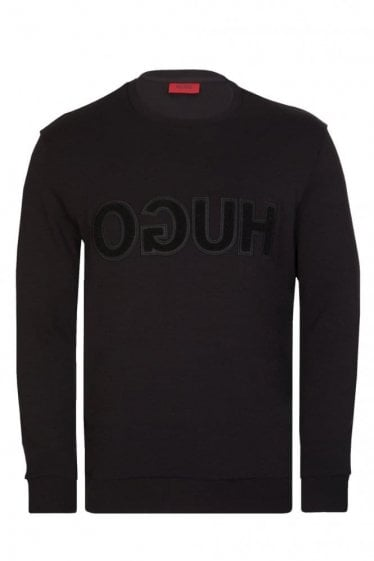 Hugo by Hugo Boss Dicagor Sweatshirt Black