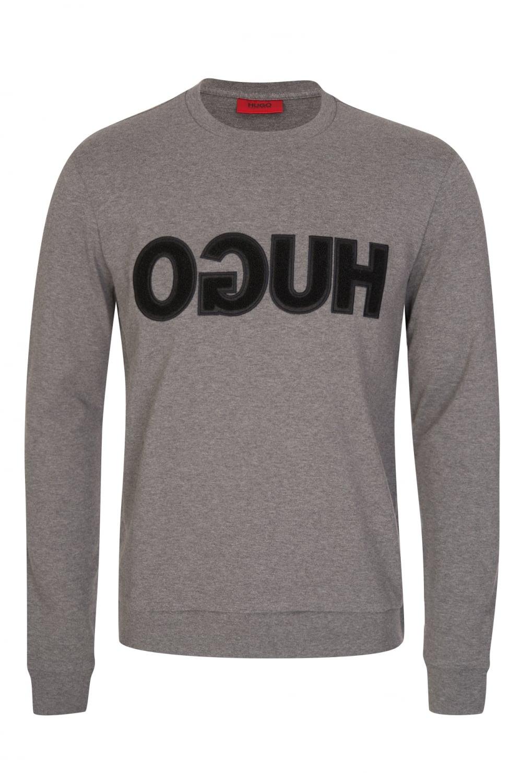 74b214059b9 Hugo by Hugo Boss  Dicagor  Sweatshirt Grey