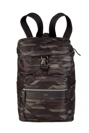 Hugo By Hugo Boss 'Digital L' Camouflage Backpack