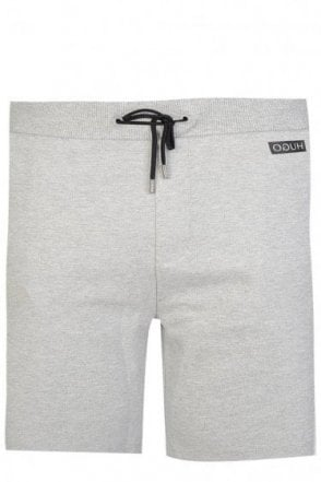 Hugo by Hugo Boss Diz Jersey Shorts Grey