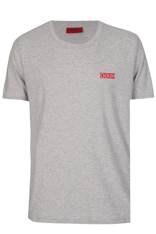 89514511a Hugo By Hugo Boss Durned T-Shirt Grey