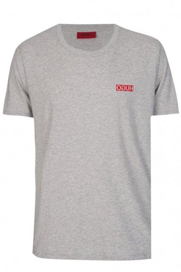 Hugo By Hugo Boss Durned T-Shirt Grey