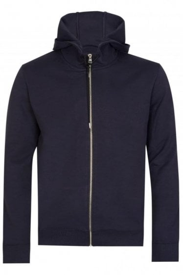 Hugo By Hugo Boss Durphy Hooded Top Navy