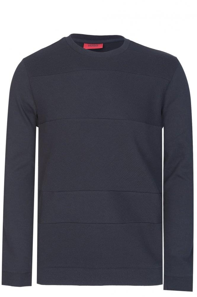 HUGO by HUGO BOSS Dyatt Sweatshirt Black