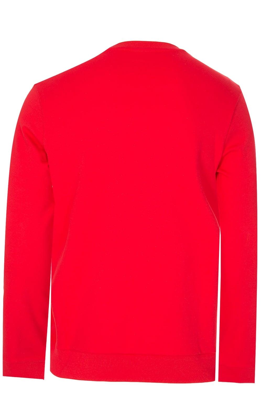 hugo boss red sweater