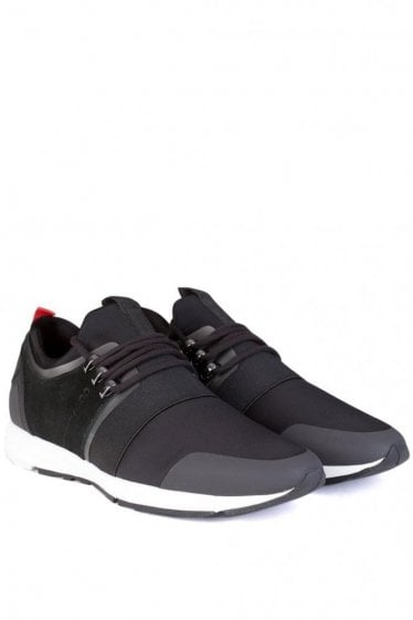 Hugo By Hugo Boss Hybrid_Runn_MXSC Sneakers Black
