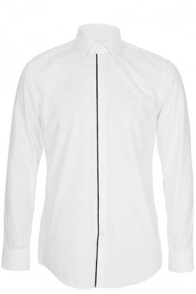 HUGO BOSS 'Jamison' Shirt White