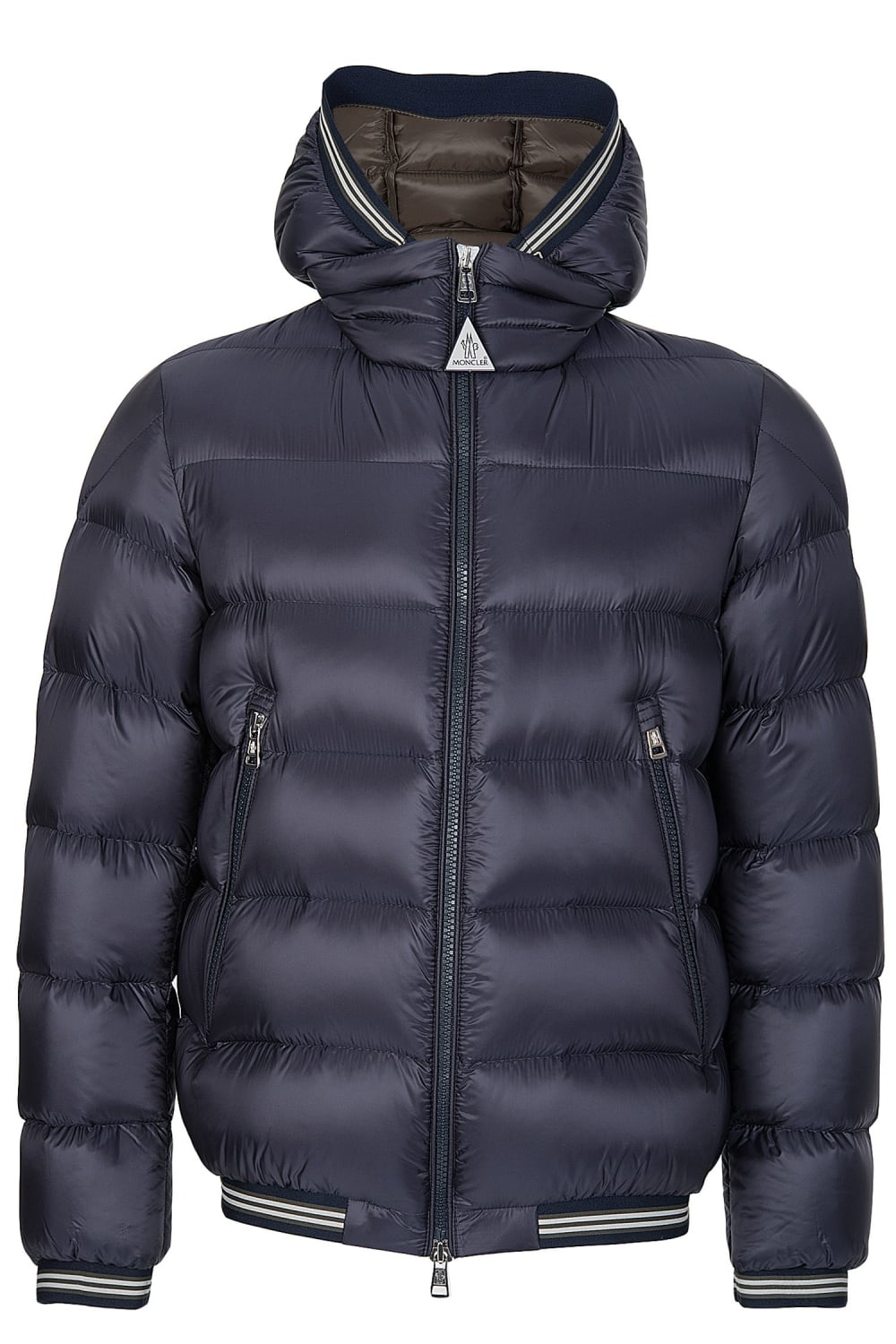 Moncler Moncler Jeanbart Jacket Navy Clothing From