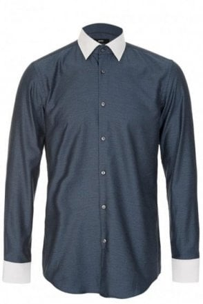 Hugo Boss 'Jonnes' Shirt Navy