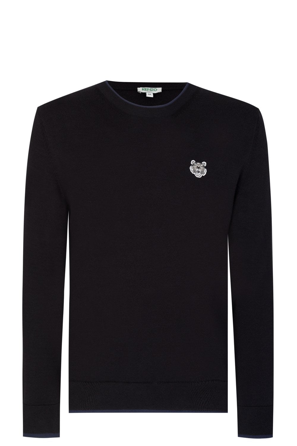 ac2e0a88 KENZO Kenzo Paris Chest Tiger knitted Sweater - Clothing from Circle ...
