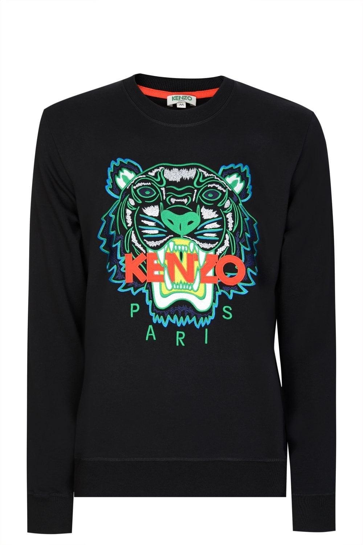 30e19bc0 KENZO Kenzo Paris Classic Tiger Sweatshirt - Clothing from Circle ...