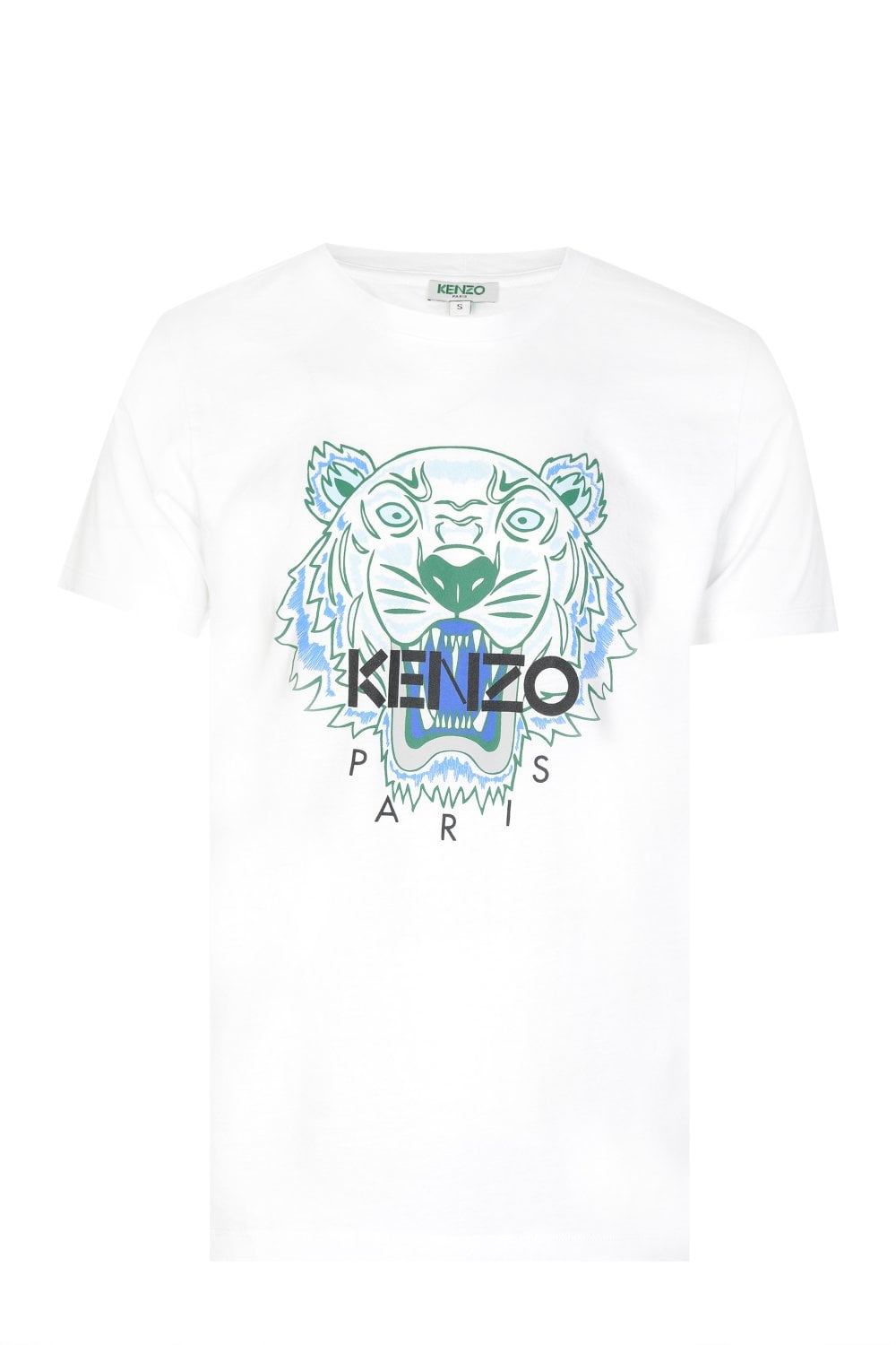 18c68a82a022 KENZO Kenzo Paris Classic Tiger T-shirt - Clothing from Circle ...