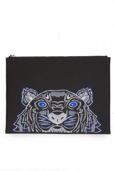 Kenzo Paris 'Dragon Tiger' Pouch Bag