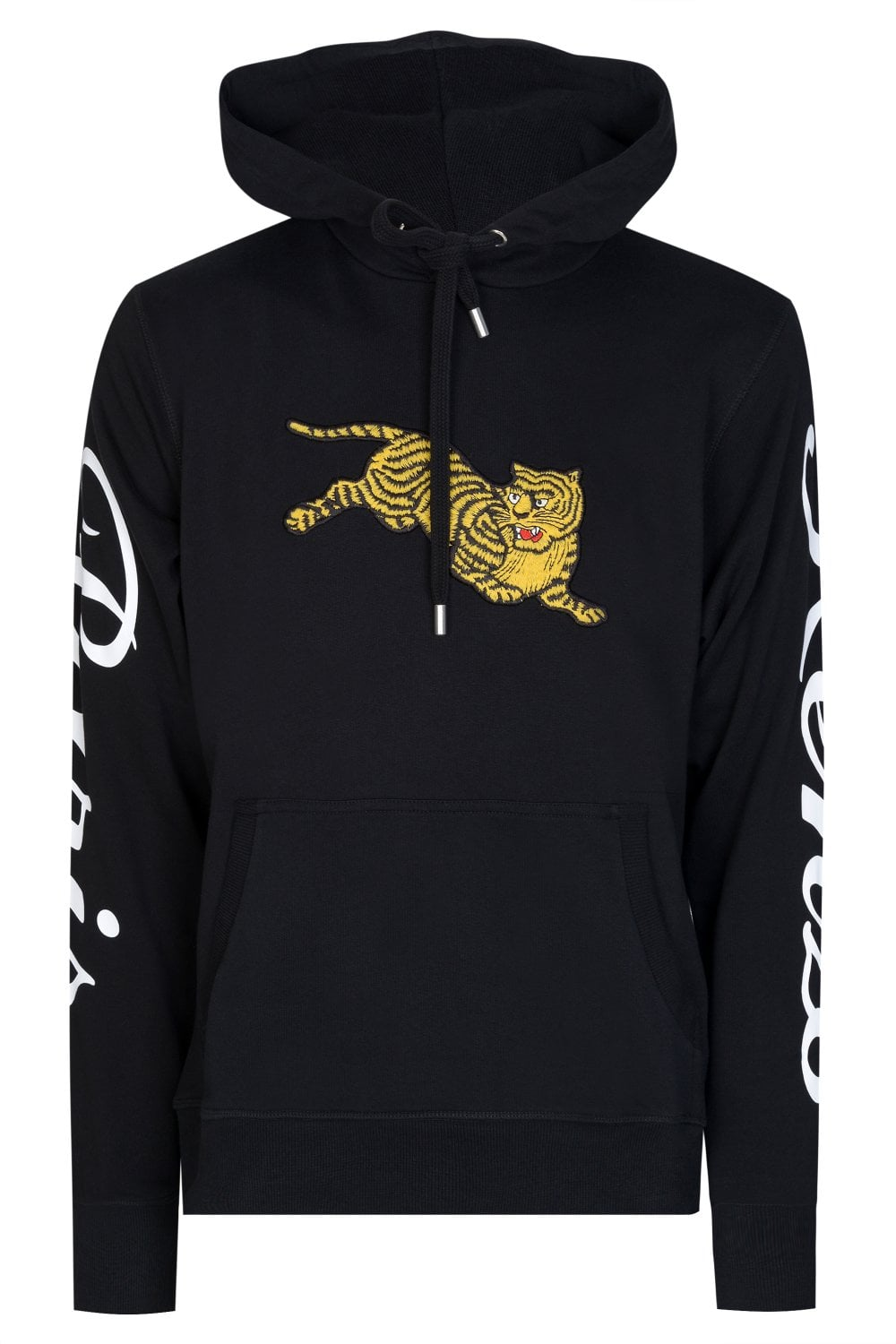 eefdde146 KENZO Kenzo Paris 'Jumping Tiger' Hooded Sweatshirt - Clothing from ...