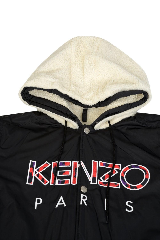 ae0f9a00 KENZO Kenzo Paris Logo Parka - Clothing from Circle Fashion UK