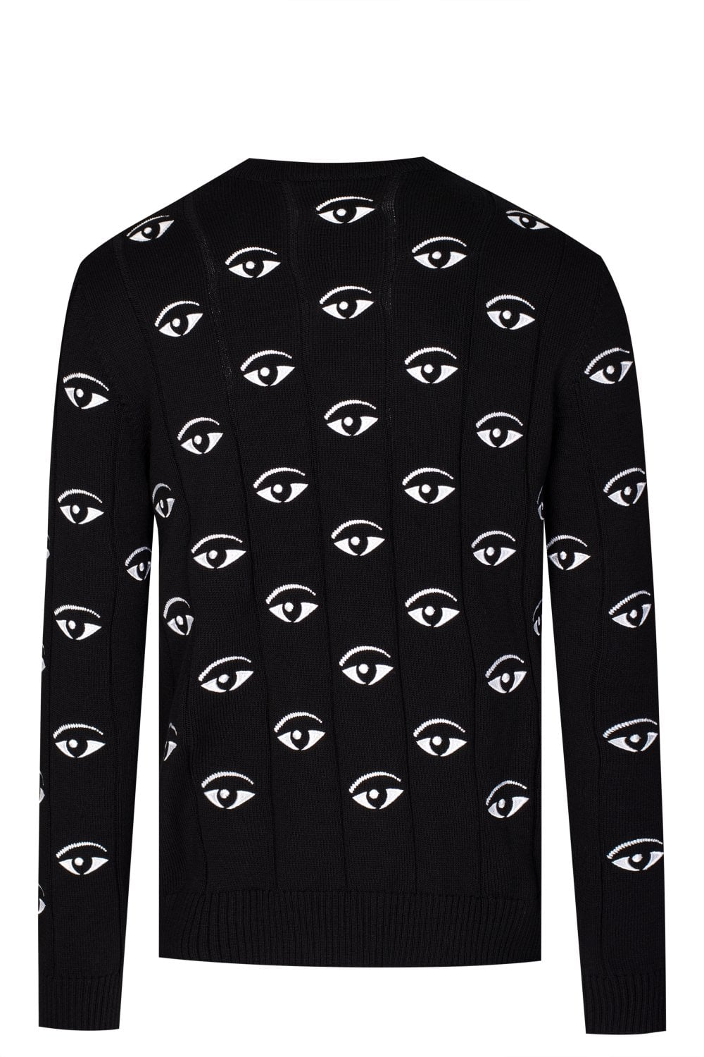 2b66e96bd1 KENZO Kenzo Paris Multi-eye Knitted Jumper - Clothing from Circle ...