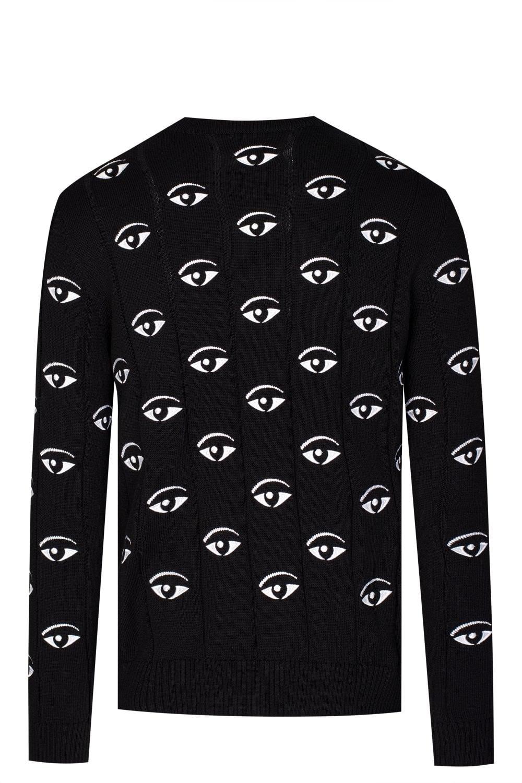 f7e2779d28 Paris Multi-eye Knitted Jumper