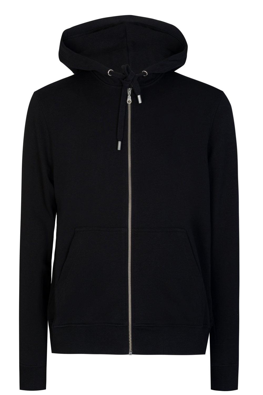 3d19cc98 KENZO Kenzo Paris Zip-down Hooded Sweatshirt - Clothing from Circle ...
