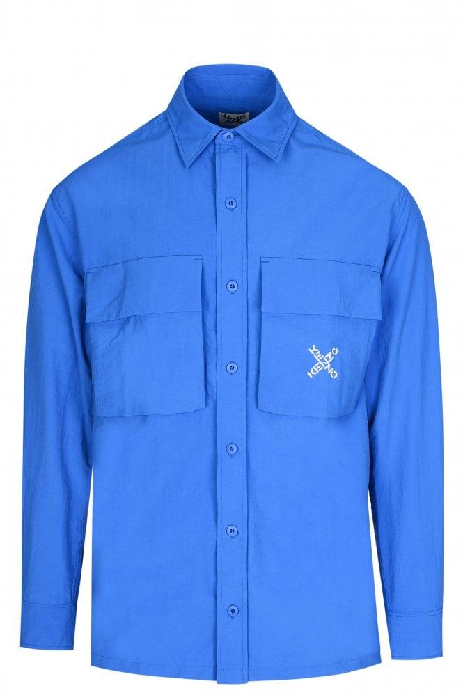 Kenzo Sport 'Little X' Shirt Jacket