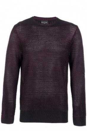 Paul Smith Waffle Knit Sweater