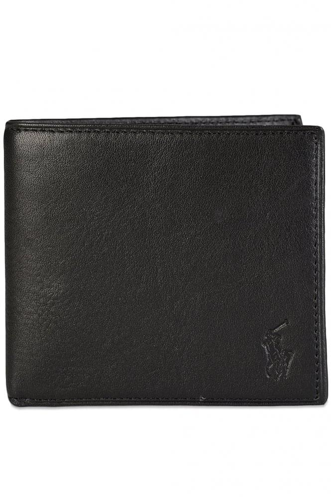 RALPH LAUREN LEATHER BILLFOLD